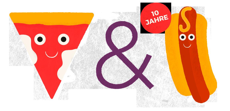 Miss Pizza & Mister Wurst